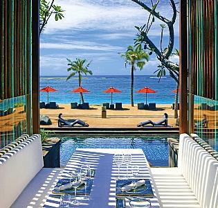 The st regis bali resort indonesi - Sfeer zen lounge ...