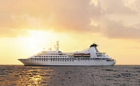Bekijk accomodatie: Seabourn Pride